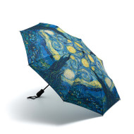 "Van Gogh ""Starry Night"" Folding Umbrella"