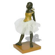 Little Dancer Aged Fourteen Statue by Degas Mini