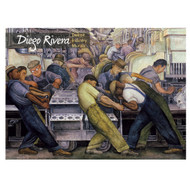 Diego Rivera Detroit Industry Murals Boxed Notecards