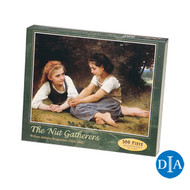 The Nut Gatherers Puzzle