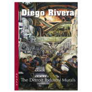 Diego Rivera The Detroit Industry Murals Fold-Out Style Book