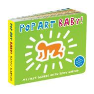 Keith Haring Pop Art Baby! Board Book
