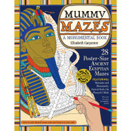 Mummy Mazes - A Monumental Book