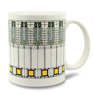 Frank Lloyd Wright Tree of Life Mug