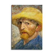 Vincent van Gogh Self Portrait Magnet