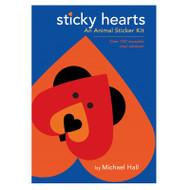 Sticky Hearts: An Animal Sticker Kit