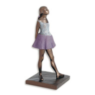Dancer Aged Fourteen Sculpture by Degas Large