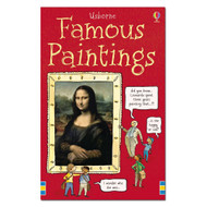 Famous Painting Activity Cards