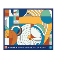 Frank Lloyd Wright Puzzle - Hoffman House Rug Design