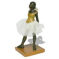 Degas Little Dancer Aged Fourteen Statue Small