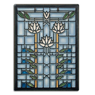 Motawi Tileworks Frank Lloyd Wright Waterlilies Tile