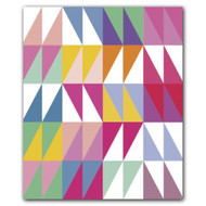 Colorful Geometrics Fliptop Boxed QuickNotes