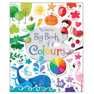 Big Book of Colors Board Book