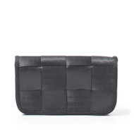 Harveys Seatbelt Bags Classic Wallet Black
