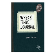Wreck This Journal - Black