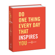 Do One Thing That Inspires You Journal