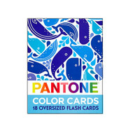 Pantone Color Oversized Flash Cards