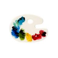 Artist Palette Coaster