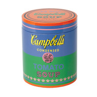 Andy Warhol Soup Can Puzzle Green