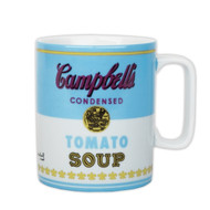Andy Warhol Campbell Soup Mug - Blue