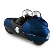 Enzo Motorbike with Sidecar in Blue