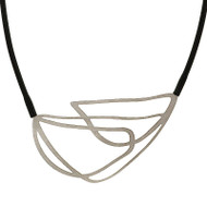 Entwine Necklace in Steel