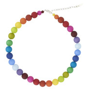 All the Colors of the Rainbow Necklace