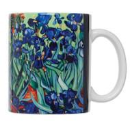 Vincent van Gogh's Les Irises Mug