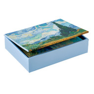 Van Gogh and The Sky Fliptop Boxed Notecards