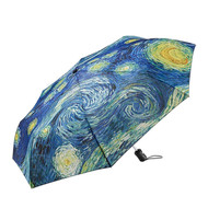 Van Gogh Starry Night Folding Umbrella