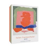 Helen Frankenthaler Boxed Notecards