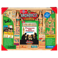 ArchiQuest Pharaohs And Pyramids Egypt's Wonders Wooden Blocks