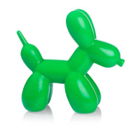 Balloon Dog Night Light: Grass Green