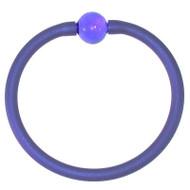 Tubino Bracelet Cobalt/Sapphire Murano Glass Bead