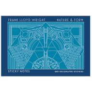 Frank Lloyd Wright Nature & Form Sticky Notes