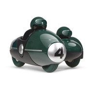 Enzo  Motorbike with Sidecar in Green