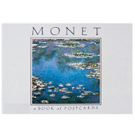 Monet Book of Postcards
