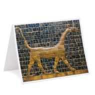 Mushhushshu Dragon Single Note Card