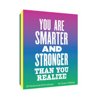 You Are Smarter and Stronger Than You Realize Boxed Notecard Set