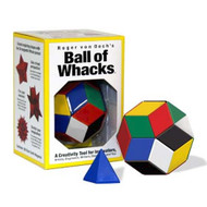 Roger von Oech's Ball of Whacks Six Color Edition