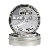 Crystal Clear Liquid Glass Putty