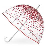Charley Harper Lucky Ladybugs Full Sized Bubble Umbrella