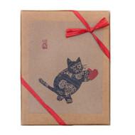 Haiku Cats Boxed Notecards
