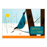 Birds by Charley Harper - A Book of Postcards