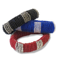 Maasai Beaded Bracelet Engoto Assorted Colors