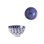 Kiri Fish Porcelain Bowl Small