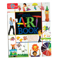 The Most Complete Beginner's Art Creativity Book & Kit