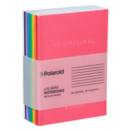 Polaroid Spectrum Mini Unlined Journals Set