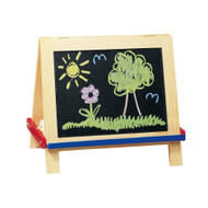 Wooden Magnetic Table Top Easel