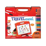 Travel Easel with Artist Materials